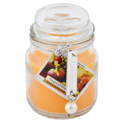 Aroma Candle 80g Tropical Fruits -Basic One-